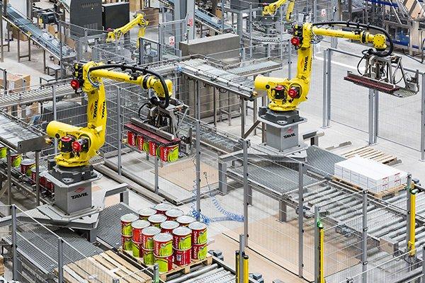 Robot Yatırımları Sürüyor