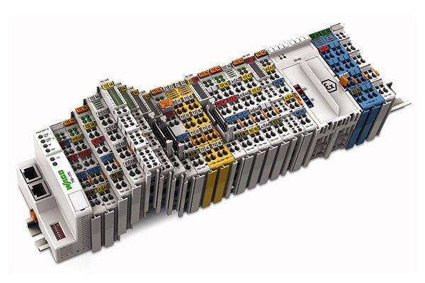 Remote I/O Sistem