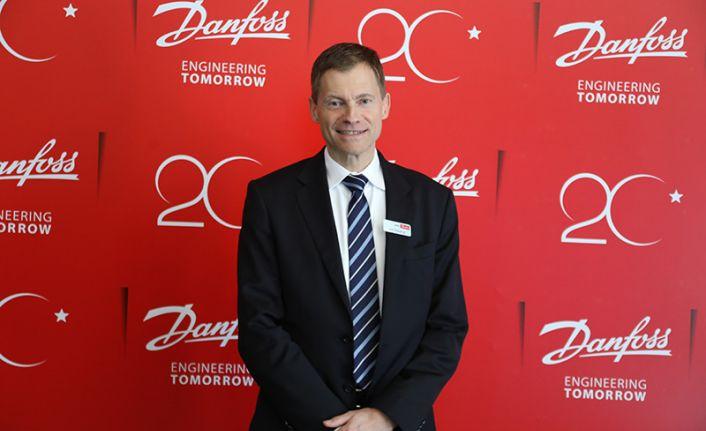 Danfoss Başkanı ve CEO'su Kim Fausing'in iş gündemi...
