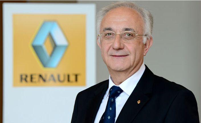 Oyak Renault Genel Müdürü Tunç Başeğmez'in iş gündemi…