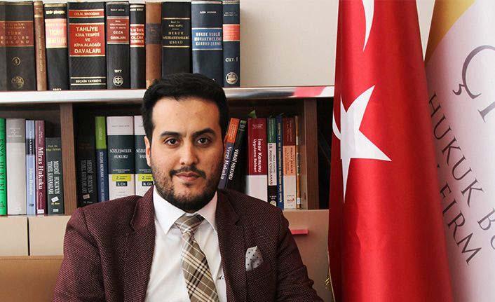 Avukat Ali Çitil iş gündemi…