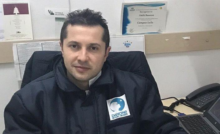 Danone Operasyonel Projeler Müdürü Fatih Başaran'ın iş gündemi…