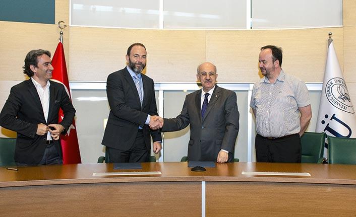 İTÜ ile Cisco arasında iş birliği protokolü imzalandı