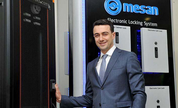 Mesan Kilit Genel Müdürü Mustafa Mertöz'ün iş gündemi…