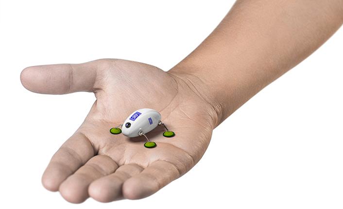 Motor bakımı için yeni robot teknolojisi