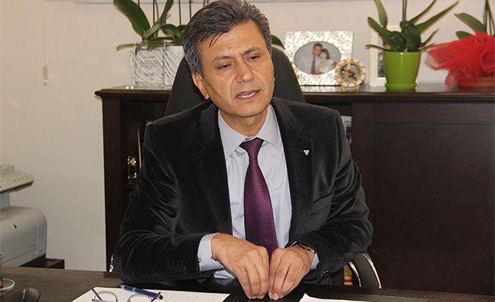 Sivas Çimento Fabrikası Genel Müdürü Yusuf Yenigün'ün iş gündemi…