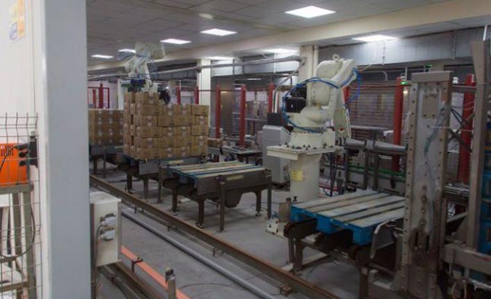 Billur Tuz'un robotik uygulamalarını yerinde gördük
