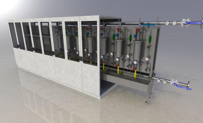 Buhar ve su analiz sistemi çözümleri sunuyor