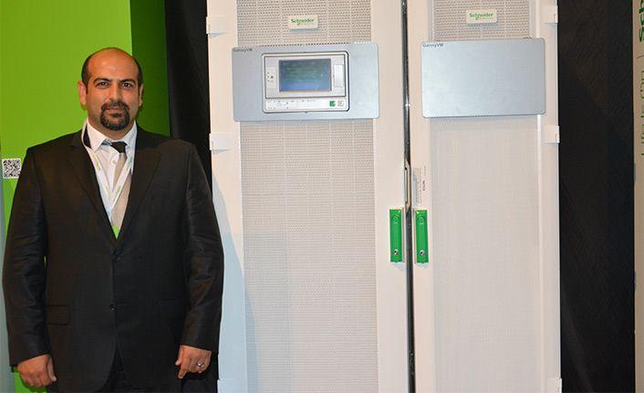 Schneider Electric IT Birimi Çözüm Satış Müdürü Burak Özyol'un iş gündemi...