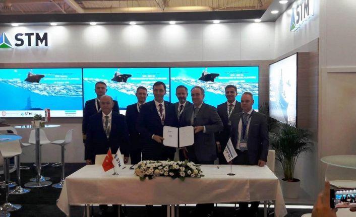 STM'den global iş birliği