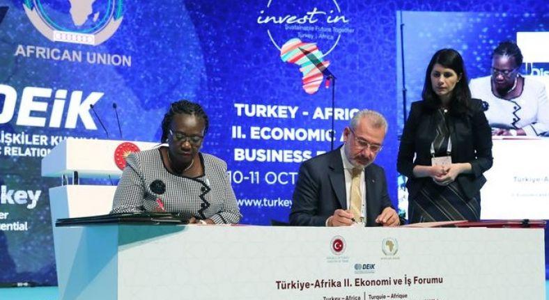 Tosyalı Holding'in Afrika'daki yeni durağı Senegal
