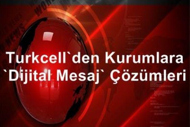 Turkcell'den Endüstri 4.0 hizmeti
