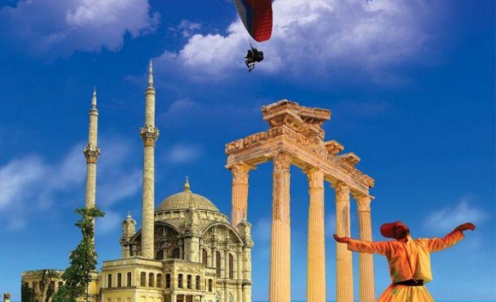 Türkiye turizmde büyük oyuncu olarak sahaya indi
