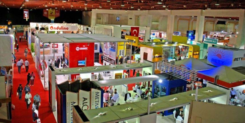 YAPEX Fuarı 14 - 17 Kasım'da Antalya'da