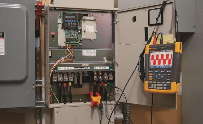 Yeni motor tahrik analiz cihazları