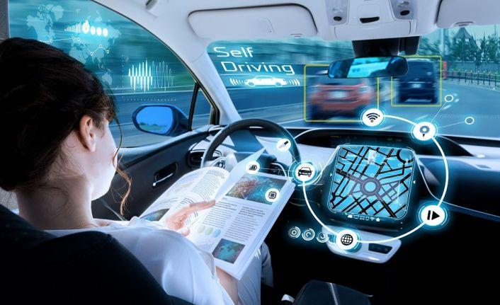 2030'da araçların yüzde 15'i otonom olacak
