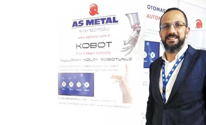 As Metal, 2019'da robota daha kolay öğretecek