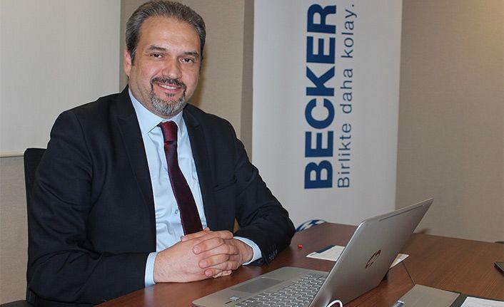 Becker Türkiye Genel Müdürü Erdinç Yazganoğlu'nun iş gündemi…