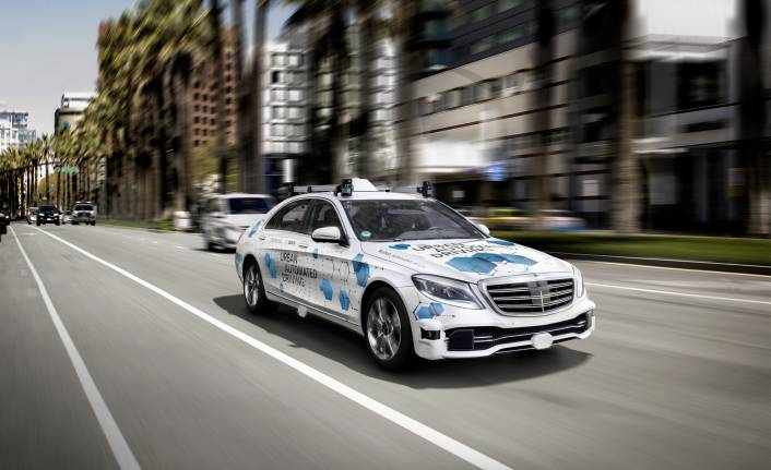 Bosch ve Daimler, pilot uygulamaya başladı