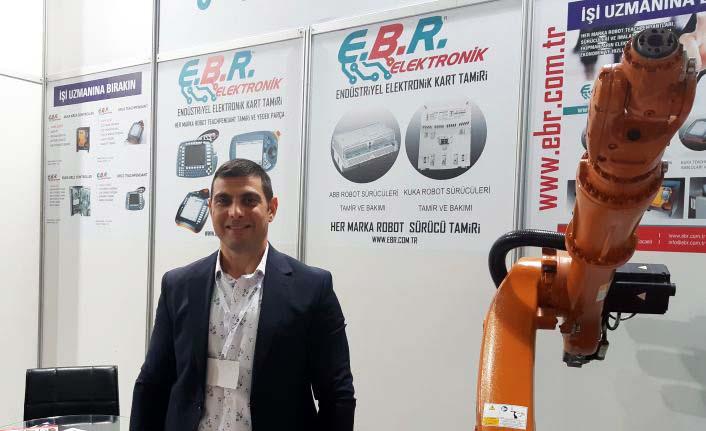 EBR iş güvenliği için yeni ürün geliştirdi