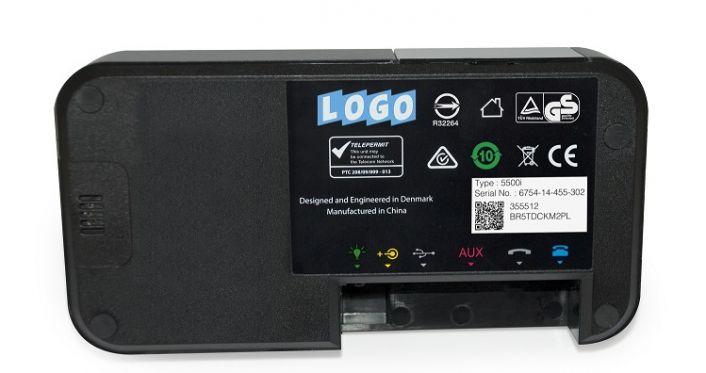 Elektronik ve elektrikli cihazları büyük bir esneklikle etiketleme