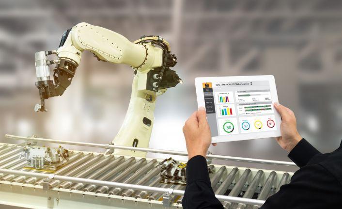 Endüstriyel robot satışında büyük artış