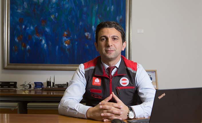 Farplas Proje ve Mühendislik Direktörü Murat Peker'in iş gündemi…
