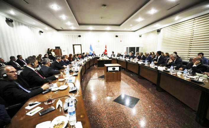 IFAD Merkezi'ni İstanbul'da açacak