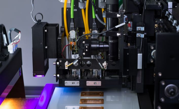 Katmanlı üretim teknolojilerini Dubai'ye taşıdı