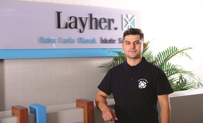 Layher Türkiye, çalışma ve depolama kapasitesini arttırdı