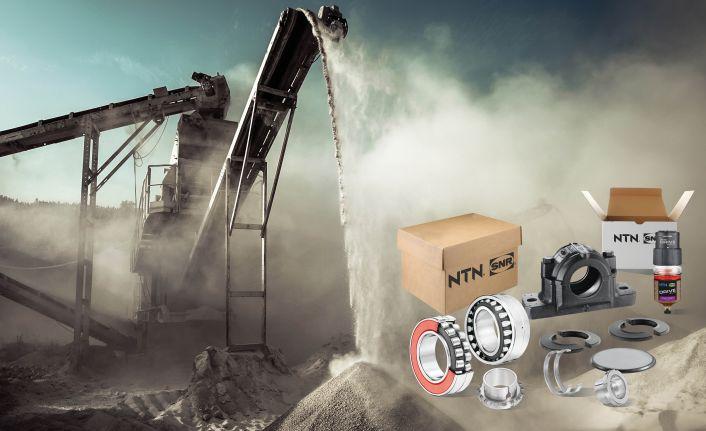 Maden endüstrisine yönelik rulmanlar