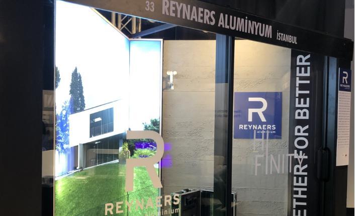 Reynaers, Architect@work İstanbul'da sistemlerini tanıttı