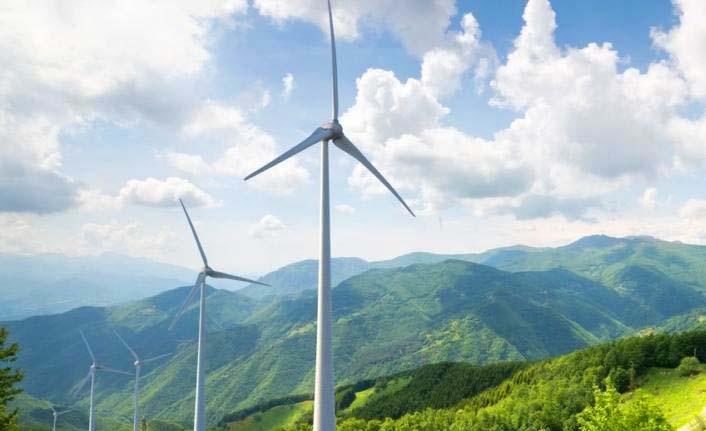 Yenilenebilir enerjinin payı yüzde 32'ye çıktı