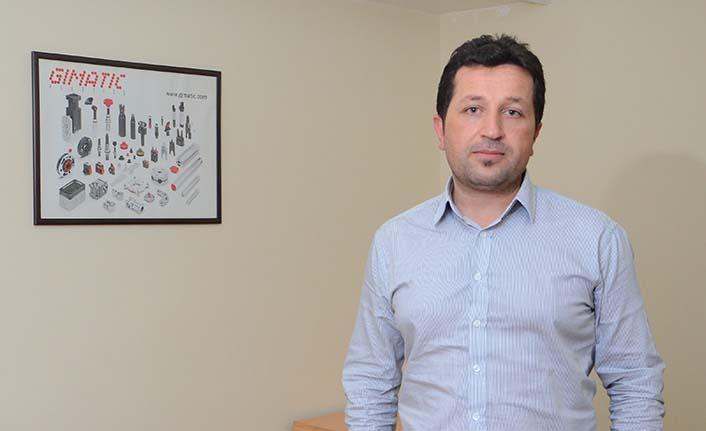 Gimatic Genel Müdür Yardımcısı Murat Cebeci'nin iş gündemi…