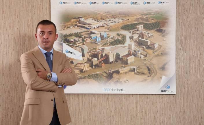 Kar Group yeni fabrikasında üretim yapmak için gün sayıyor