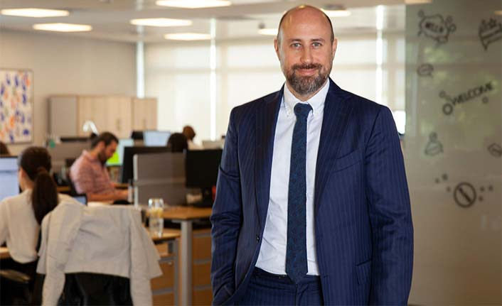 Mastercard Türkiye ve Azerbaycan Genel Müdürü Yiğit Çağlayan'ın iş gündemi…