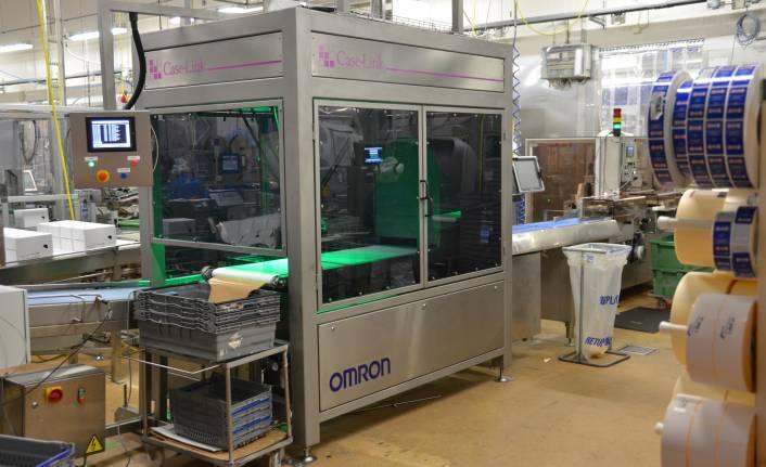 OMRON ile paketlemede yüzde 400 artış hızı