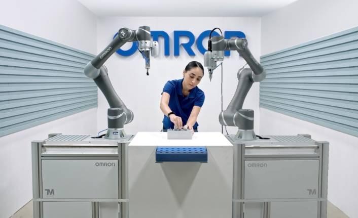 Omron TM serisi cobot'lar ile emniyetli ve esnek üretim