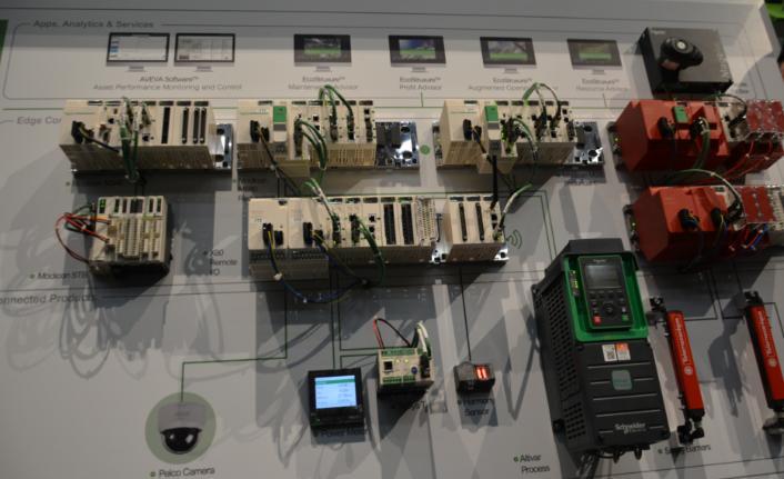 Schneider Electric, işletmelere üretimlerinde verimlilik sağlıyor