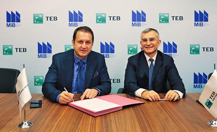 TEB ve MİB anlaşmasıyla sektörün önü açılacak