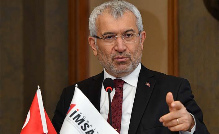 Türk Eximbank Genel Müdürü Adnan Yıldırım'ın iş gündemi…