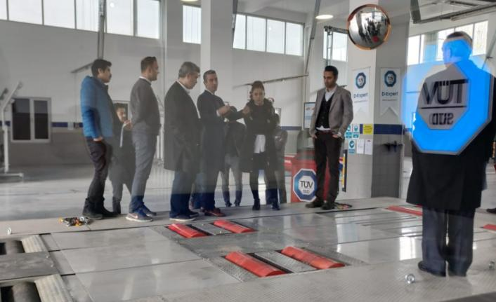 TÜV SÜD D-Expert, TSE onaylı ilk ekspertiz markası oldu