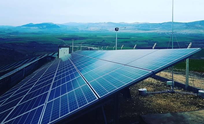 Yılkomer, 10 MW'lık GES projesinin periyodik kontrollerini sağladı