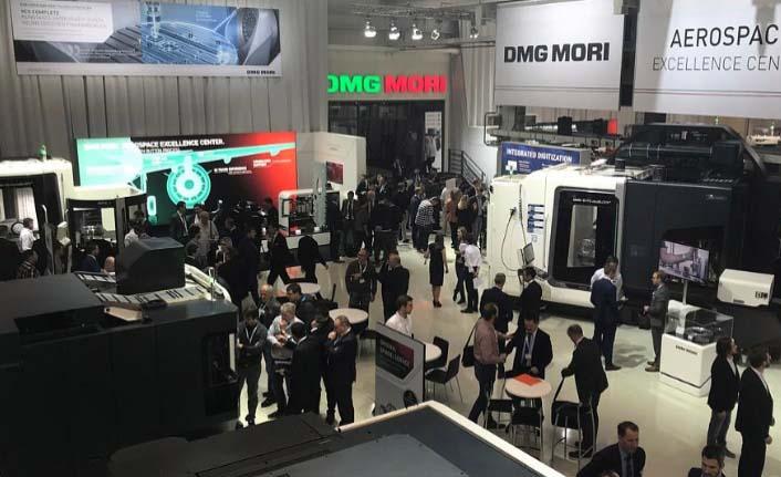 DMG Mori, Pfronten 2019'da 70 ileri teknoloji makina sergiliyor
