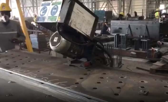 ERFAB'ın makinasıyla havaalanı projesi şekillenecek
