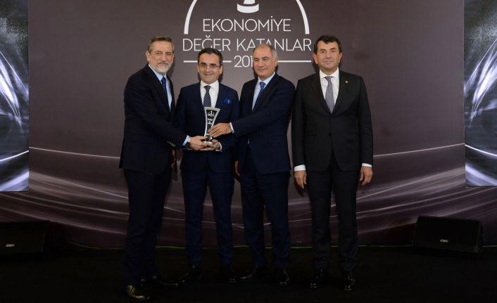 Prysmian Kablo'ya sektör liderleri ödülü