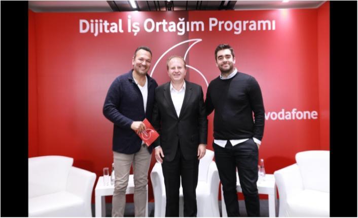 Vodafone'den, KOBİ'lere dijital destek