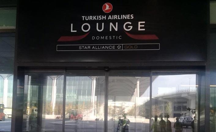 İstanbul Havalimanı Turkish Airlines Lounge Domestic'de ACP Yapı Malzemeleri kullanıldı