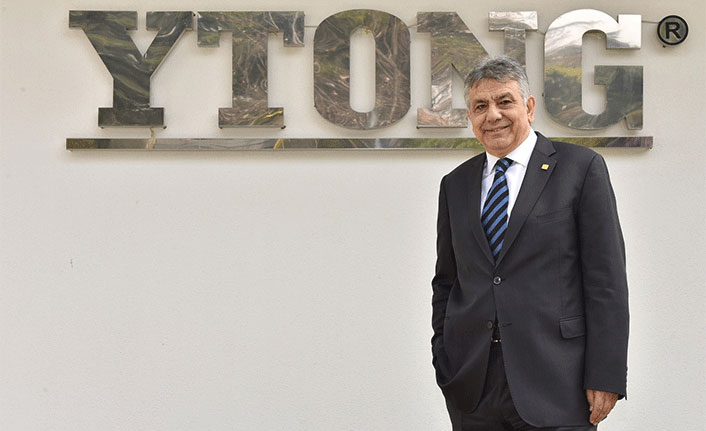 Türk Ytong Genel Müdürü Gökhan Erel'in iş gündemi…