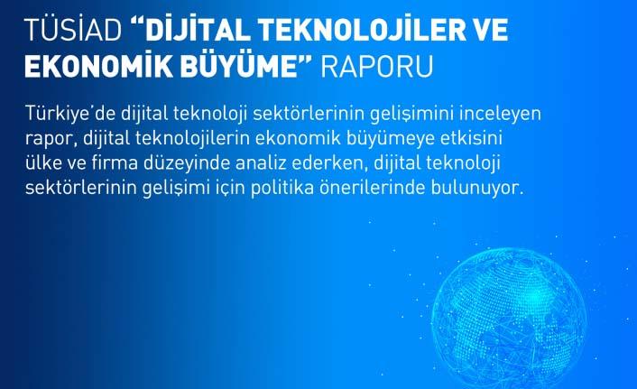 TÜSİAD: Özellikle KOBİ'lerin dijitalleşmesi desteklenmeli